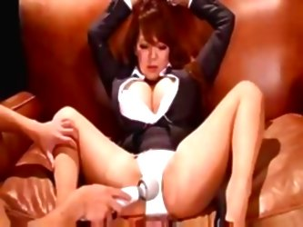Hitomi Tanaka Gets Her Large Boo...