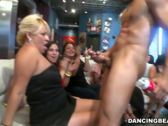 Another Hot Sex Party, Where Gigolos Are Invited