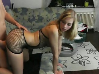 Young Blond Milf Homemade Sextape