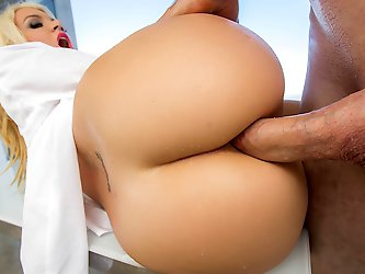 For a big booty slut like Layla Price, there...