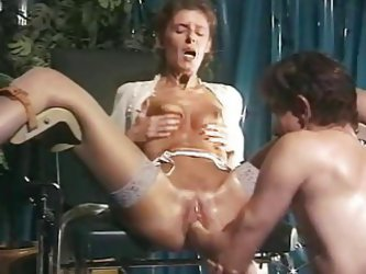 Hot Mature Fucked And Fisted
